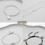 925e Silver Bracelets